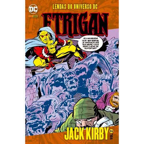 Livro - Lendas do Universo Dc - Etrigan