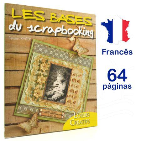Livro Les Bases Du Scrapbooking