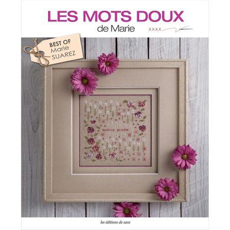 Livro Les Mots Doux de Marie (As Doces Palavras de Marie)
