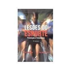 Livro - Lesões do Esporte
