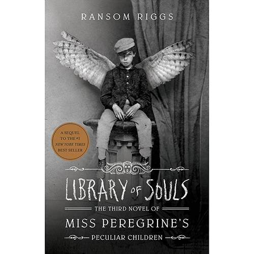 Livro - Library Of Souls