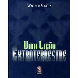 Livro - Lição Extraterrestre, uma