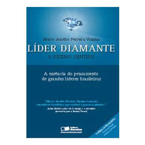 Livro - Líder Diamante - o Sétimo Sentido