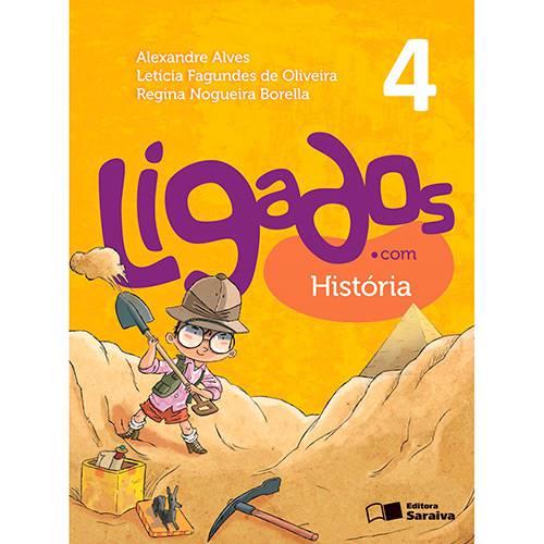 Livro - Ligados.com - História 4