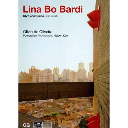 Livro - Lina Bo Bardi: Obra Construída - Built Work