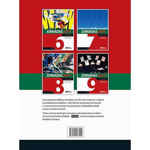 Livro - Língua Portuguesa: Coleção Jornadas.port - 9º Ano/8 ª Série