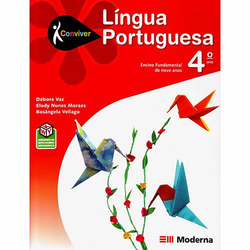 Livro - Língua Portuguesa - Ensino Fundamental de Nove Anos - 4º Ano