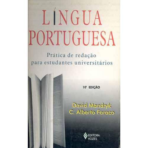 Livro - Língua Portuguesa - Prática de Redação para Estudantes Universitários