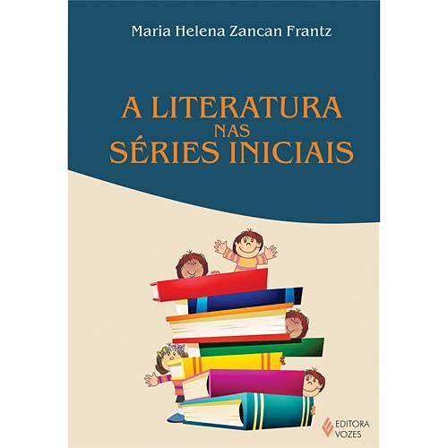 Livro - Literatura Nas Séries Iniciais, a