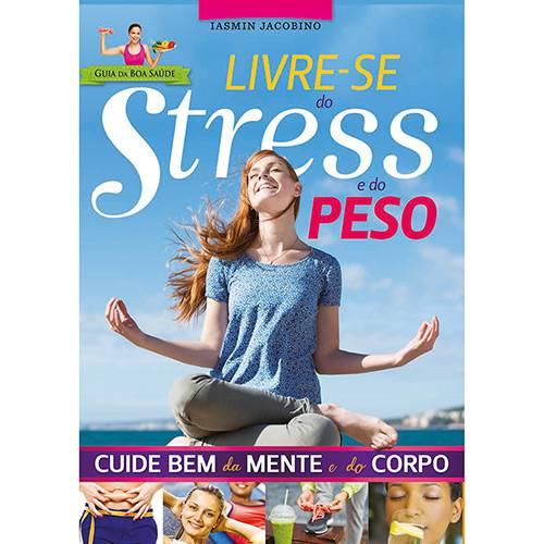 Livro - Livre-se do Stress e do Peso