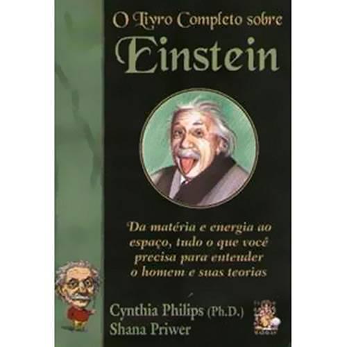 Livro - Livro Completo Sobre Einstein, o