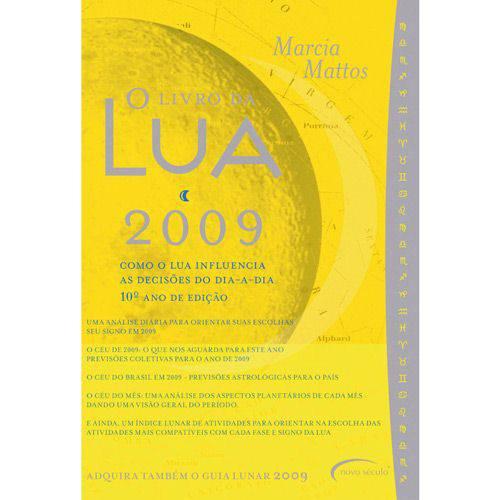 Livro - Livro da Lua 2009, o