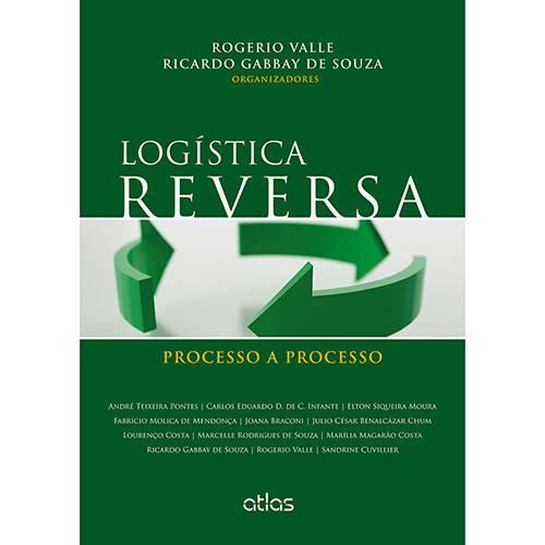 Livro - Logística Reversa: Processo a Processo