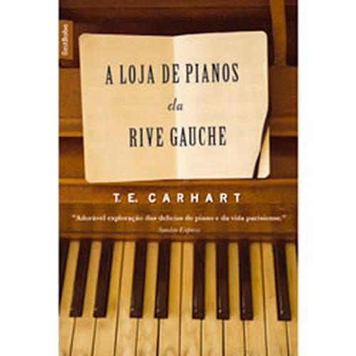 Livro - Loja de Pianos da Rive Gauche, a - Edição de Bolso