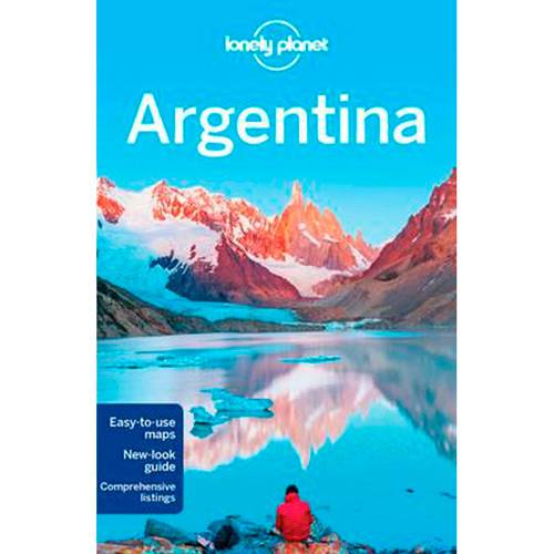 Livro - Lonely Planet: Argentina