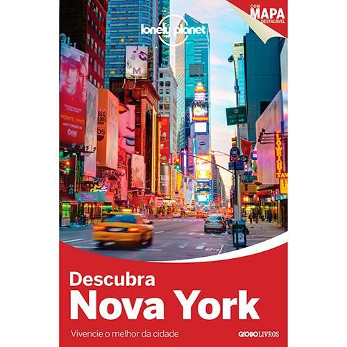 Livro - Lonely Planet - Descubra Nova York