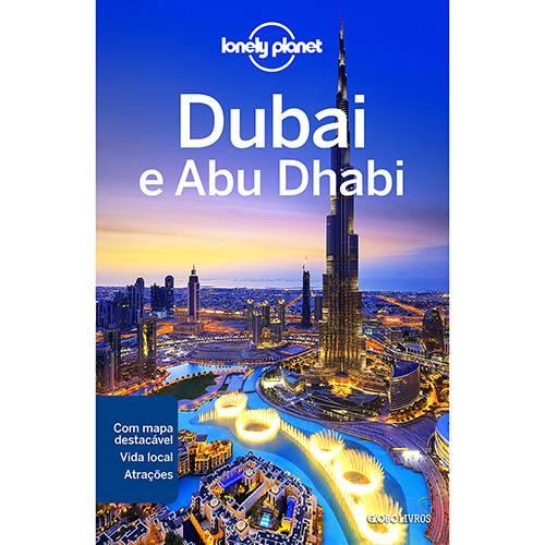 Livro - Lonely Planet Dubai e Abu Dhabi