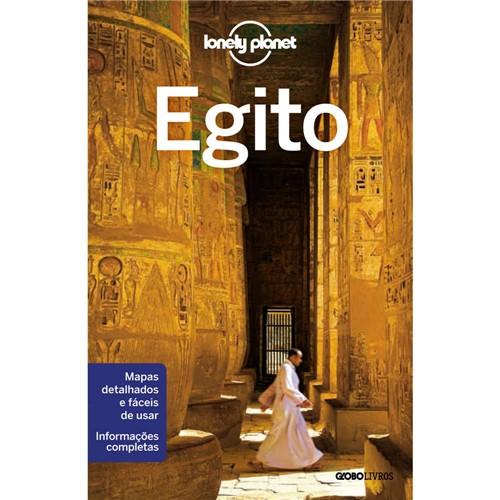 Livro - Lonely Planet Egito