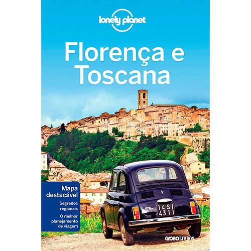 Livro - Lonely Planet - Florença e Toscana