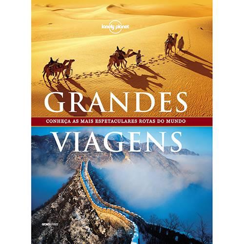 Livro - Lonely Planet: Grandes Viagens