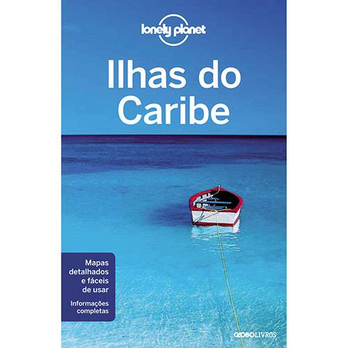Livro - Lonely Planet Ilhas do Caribe
