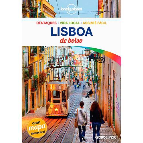 Livro - Lonely Planet: Lisboa de Bolso