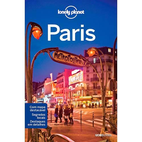 Livro - Lonely Planet - Paris