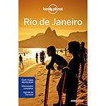 Livro - Lonely Planet: Rio de Janeiro