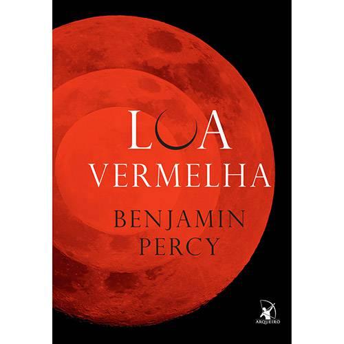 Livro - Lua Vermelha