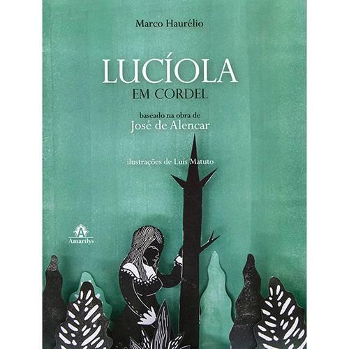 Livro - Lucíola em Cordel