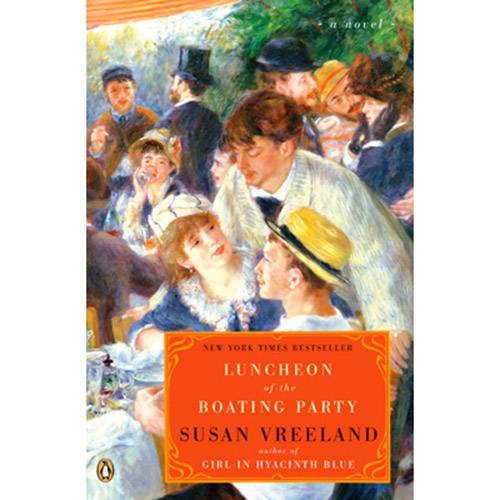 Livro - Luncheon Of The Boating Party