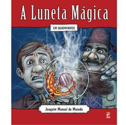 Livro - Luneta Mágica, a