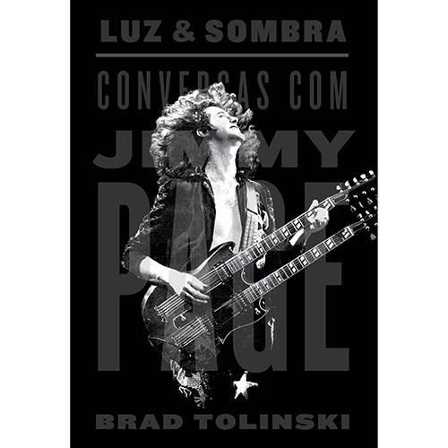 Livro - Luz e Sombra: Conversas com Jimmy Page