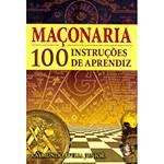 Livro - Maçonaria: 100 Instruções de Aprendiz