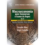 Livro - Macroeconomia para Concursos e Exame da Anpec - Série Provas e Concursos - Vol. II