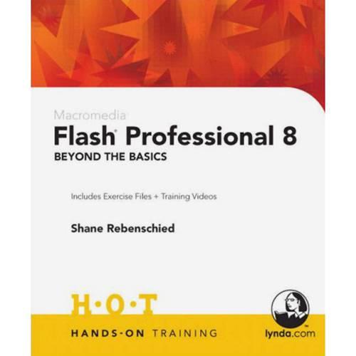Livro - Macromedia Flash Professional 8 Beyond The Basics: Hands-On Training