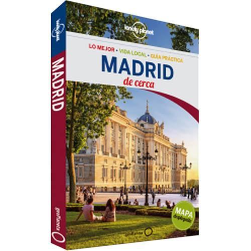 Livro - Madrid de Cerca