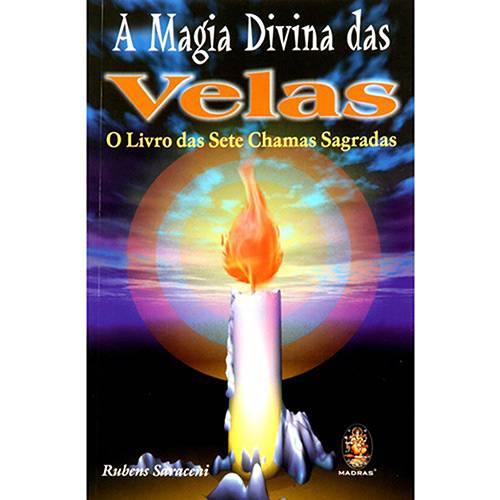 Livro - Magia Divina das Velas, a