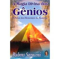 Livro - Magia Divina dos Gênios, a