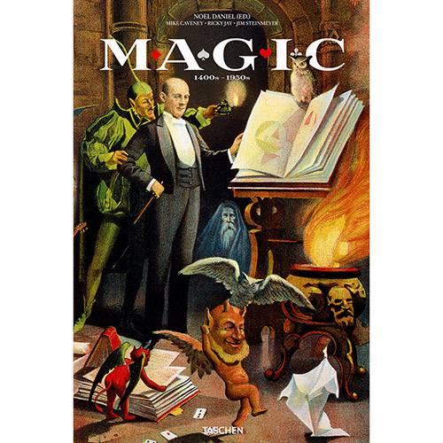 Livro - Magic: 1400s - 1950s