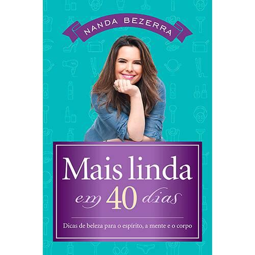 Livro - Mais Linda em 40 Dias