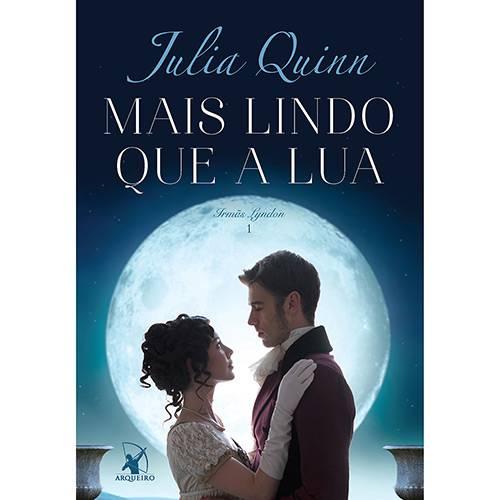Livro - Mais Lindo que a Lua