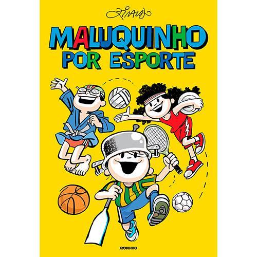Livro - Maluquinho por Esporte