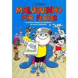 Livro - Maluquinho por Festas