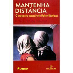 Livro - Mantenha Distância - Imaginário de Nelson Rodrigues