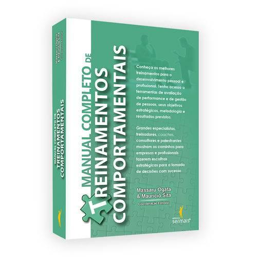 Livro - Manual Completo de Treinamentos Comportamentais