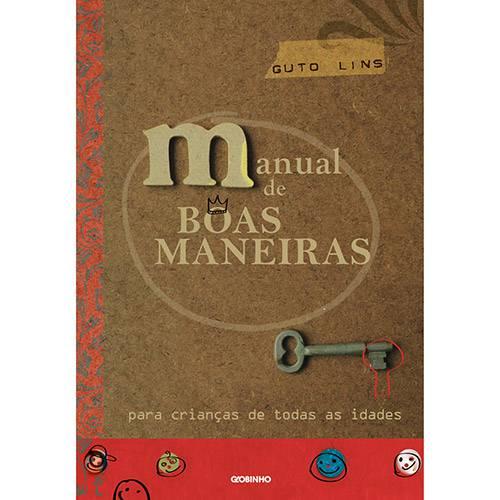 Livro - Manual de Boas Maneiras: para Crianças de Todas as Idades