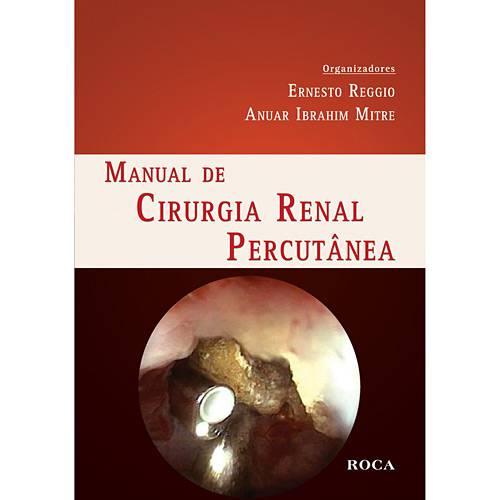 Livro - Manual de Cirurgia Renal Percutânea