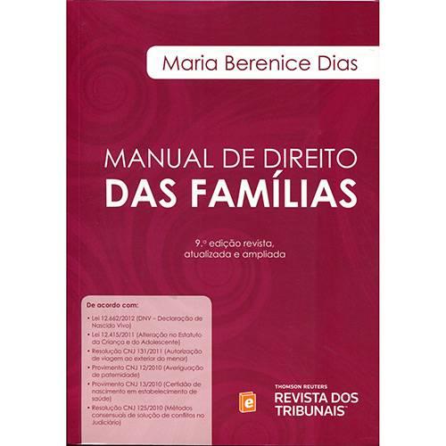 Livro - Manual de Direito das Famílias.