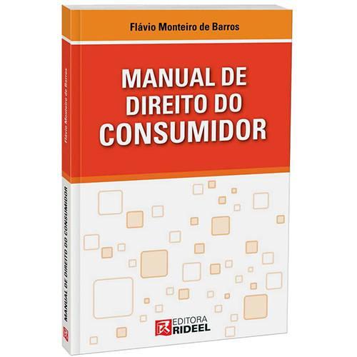 Livro - Manual de Direito do Consumidor